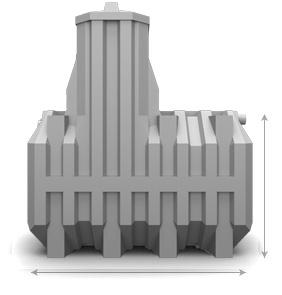 front20 - Вопросы выбора и монтажа автономной канализации для загородного дома  купить Кострома ГИДРОЭНЕРГОСНАБ